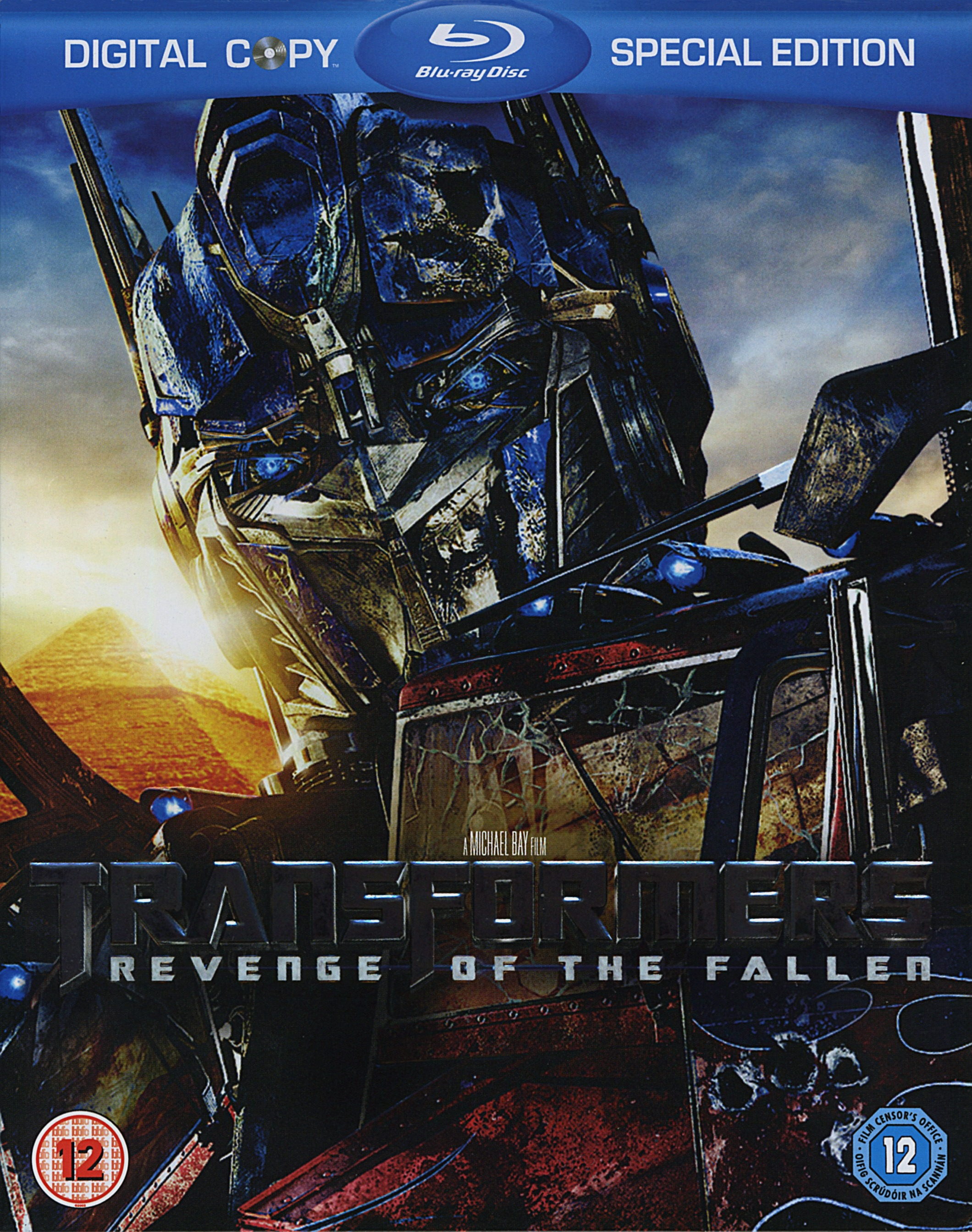 Transformers: Revenge of the Fallen (BR)